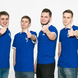 НОВОРОССИЙСК — Школа преподавателей Лиги Роботов 2017г.