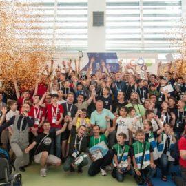 Итоги заключительного этапа Всероссийской Робототехнической Олимпиады 2017