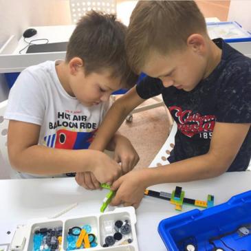 Второй Робомарафон завершился в Новороссийске