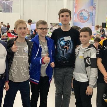 Лига Роботов Юг возвращается с регионального этапа WRO 2019!
